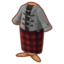 Gray-Duffel-Coat Outfit PC Icon.png
