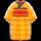 Old Commoner's Kimono (Golden Yellow) NH Icon.png