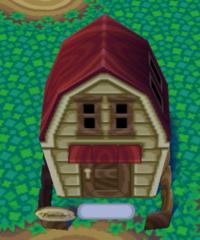 Anicotti's house exterior