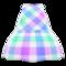 Plaid-Print Dress (Dreamy Plaid) NH Icon.png
