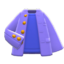After-School Jacket (Purple) NH Icon.png