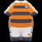 Rugby Uniform (Orange & Black) NH Icon.png