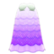 Shell Dress (Purple) NH Icon.png