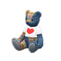 Baby Bear (Tweed - Heart) NH Icon.png