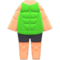 Instant-Muscles Suit (Lime) NH Icon.png