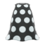 Simple-Dots Dress (Black) NH Icon.png