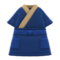 Sushi Chef's Outfit (Dark Blue) NH Icon.png