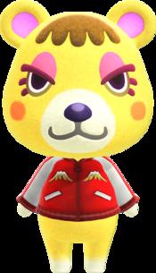 Tammy, an Animal Crossing villager.