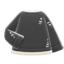 Thread-Worn Sweater (Black) NH Icon.png