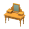 Antique Vanity (Natural) NH Icon.png