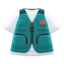 Fishing Vest (Green) NH Icon.png