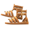 Gladiator Sandals (Brown) NH Icon.png