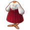 Red Button-Waist Dress PC Icon.png