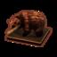 Wooden Bear