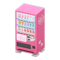 Drink Machine (Pink - Cute) NH Icon.png