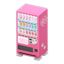 Drink Machine (Pink - Cute)