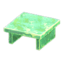 Frozen Table (Ice Green)
