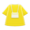 Staff Uniform (Yellow) NH Icon.png