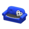 Cute Sofa (Blue) NH Icon.png
