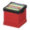 Record Box (Red - None) NH Icon.png
