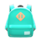 Town Backpack (Green) NH Icon.png