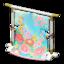 Elaborate Kimono Stand (Tree Peonies)