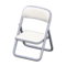 Folding Chair (White) NH Icon.png