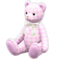 Giant Teddy Bear (Checkered - White) NH Icon.png