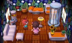 Cheri's house interior