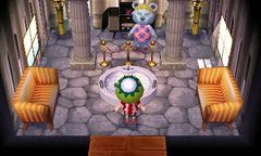 Klaus's house interior