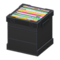 Record Box (Black - None) NH Icon.png
