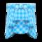 Draped Skirt (Light Blue) NH Icon.png