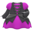 Mage's Dress (Purple) NH Icon.png