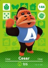 144 Cesar amiibo card NA.png