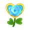 Blue Heart Rose PC Icon.png