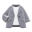 Career Jacket (Gray) NH Icon.png