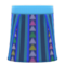 Corte Skirt (Blue) NH Icon.png