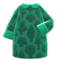 Forest-Print Dress (Green) NH Icon.png