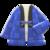 Hanten Jacket (Dark Blue) NH Icon.png