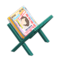 Magazine Rack (Green - Weekly News) NH Icon.png