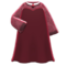 Mysterious Dress (Red) NH Icon.png