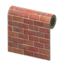 Red-Brick Wall
