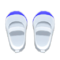 Slip-On School Shoes (Blue) NH Icon.png