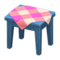 Wooden Mini Table (Blue - Pink) NH Icon.png