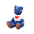 Baby Bear (Floral - Heart) NH Icon.png