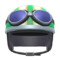 Helmet with Goggles (Green) NH Icon.png