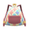 Mom's Knapsack (Forest Print) NH Icon.png