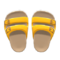 Comfy Sandals (Yellow) NH Icon.png
