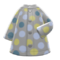 Dotted Raincoat (Gray) NH Icon.png