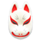 Fox Mask (White) NH Icon.png